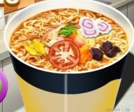 Домашний суп ил лапши