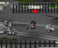 Игры войнушки:Взрывной отряд 2