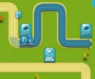 Проложи маршрут для водителя грузовика