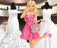 Свадебный магазин Барби