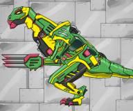 Теризинозавр дино робот