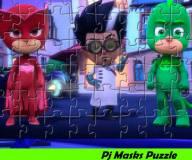 PJ Masks пазл