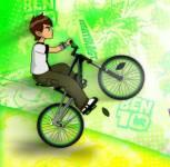 Бен 10:Гонки на велосипеде