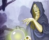 Ведьмовской шар