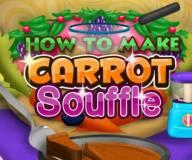 Готовим Морковное суфле