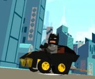 LEGO Супергерои DC: Лига Справедливости гонки