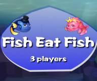 На двоих:Рыба ест рыбу игра на троих