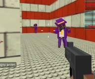 Майнкрафт:Блочные бандитские войны