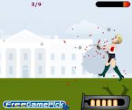 Игры стрелялки:Знаменитости стрелки