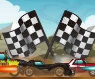 Игры гонки:Гоночные автомобили из фильмов