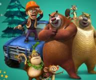 Брамбл и Бриар спасают лес