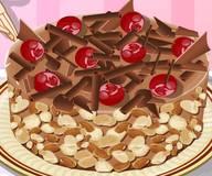 Кухня Сары: готовим торт-мороженое