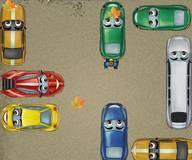 Тачки 2:Парковка тачек