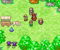 РПГ:Dragon Quest Monsters: Caravan Heart