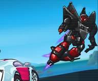 Трансформеры:Гонки роботов трансформеров 0