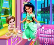 Спальня маленькой принцессы Дисней