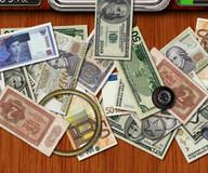 Деньгомания