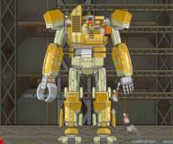 Роботы:Собери меха