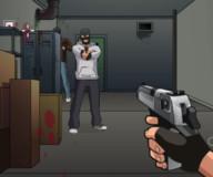 Игры стрелялки:Спасение заложников