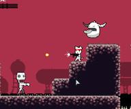 Игры стрелялки:Мак безумно злой кот