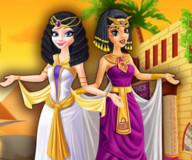 Эльза и Жасмин шоппинг в Египте