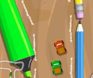 Игры гонки:Мини-Машины