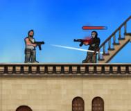 Игры стрелялки:Экшен Брос