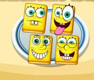 Готовим лимонные батончики Губка Боб