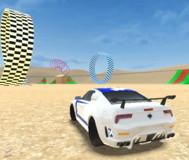 Игры гонки:Мэдэлин трюки на автомобилях 2
