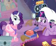 Пони:Мой Маленький Пони Ночь кино