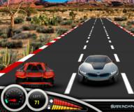 Игры гонки:Суперкары против трафика