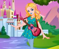 Юная принцесса Золушка
