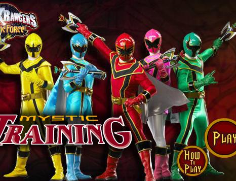 смотреть мистическая власть боевых рейнджеров онлайн: