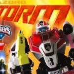Могучие рейнджеры самураи:Космический робот