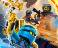 Лего Ниндзя Го:Ninjago Skybound
