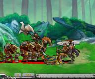 Игры войнушки:Эпичная война Адские врата