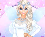 Эльза ледяная фея