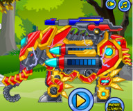 Трансформеры:Слон робот-трансформер