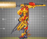 Трансформеры:Собери робота трансформера Свирепый борец