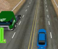 Игры гонки:Водитель ренегад 3д