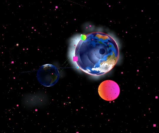Майнкрафт планета