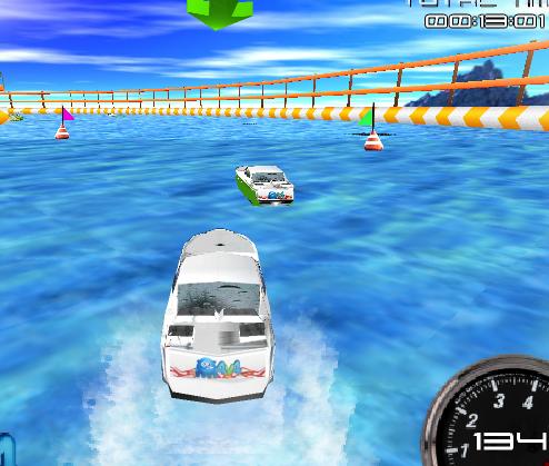 Гонки на катерах игра скачать