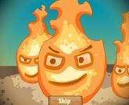 Огонь и вода:Месть огня