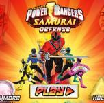 Могучие рейнджеры самураи:Самураи TD