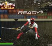Могучие рейнджеры самураи:Супер самурай