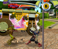 Черепашки ниндзя игры ниндзя против роботов шон бин властелин колец персонажи