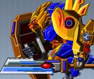 Трансформеры:Робот деятель лев