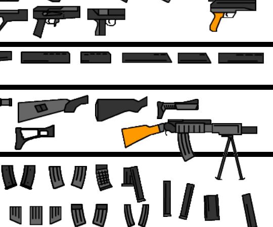 Создай оружие играть