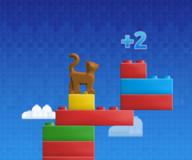 Игры лего:Собери лего башню