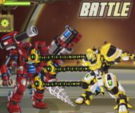 Трансформеры:Робот подросток рядовой 0